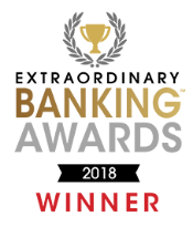 Extraordinary Banking Awards 2018 Winner - Logo