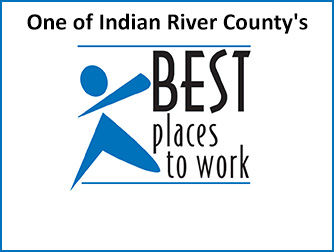Indian River County's Best Places to Work Logo