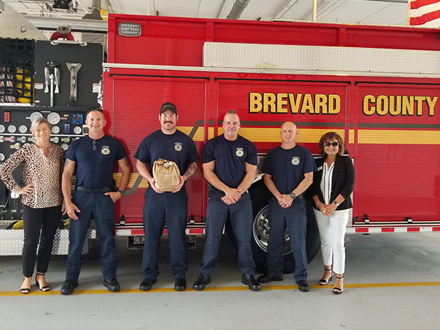 Brevard Fire & Rescue Station 80
